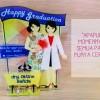 Graduation Placard, Hadiah Wisuda Cocok untuk SD, SMP, SMA, dan Univ