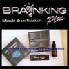 Brainking Plus Bigking Nutrisi Otak Resmi BPOM isi 2 botol
