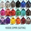 Jaket Hoodie Zipper Biru Benhur Polos / Jeket Polos / Sweater Polos