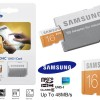 SAMSUNG MICRO SDHC 48MB/S EVO UHS-I CARD 16GB (ORIGINAL) + ADAPTER