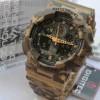 Jam Tangan Tahan Air Garansi DIGITEC DT 2072 Doreng Coklat