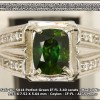 GREEN SAFIR IF-FL HEATED ONLY AIGS ID 5014