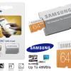 SAMSUNG Micro SD 64GB EVO Class 10 48mb/s Original || Micro SD
