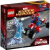 Lego 76014 Spider-Trike vs. Electro