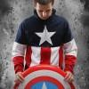 Jaket Superhero Captain America/ spidermAn/iron man/ keren Murah