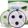 DrBrowns 2 Divided Plate