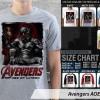 Kaos Avengers AOE 34 TX