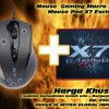 Mouse Gaming Macro A4Tech X7 F3