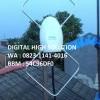Antena Digital TV In/outdoor Px Hda-5000 Pasangan SET TOP BOX anda