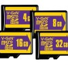 MicroSD VGen With Adapter (16GB)