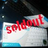 KEYBOARD RAPOO E6100 WIRELESS BLOOTOTH ULTRA SLIM FOR ANDROID/IPAD