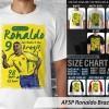 Kaos AFSP Ronaldo Brazil 1 BV