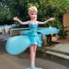 FLYING ELSA FROZEN