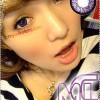 Softlens Geo Angel Violet (Ungu)