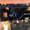 VGA Zotac Nvidia GTX 550 TI 1 GB DDR5 192 Bit