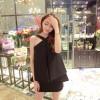 Sexy Mini Little Black Dress LBD Hitam Halter Neck Import Murah