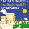 Nabi 'Isa Al Masih Sang Penghancur Salib di Akhir Zaman