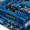 Corsair DDR3 Vengeance Blue PC12800 16GB (2X8GB) - CML16GX3M2A1600C10B