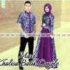 Busana Muslim Maxi Khalisa Batik Couple Original By DB