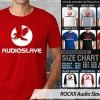Ocean Seven Shirt - ROCKX Audio Slave 1 CR