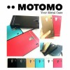 Hard Case Motomo Asus Zenfone 6