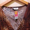 N178 SIZE S-M CLEARANCE SALE NEW YORK BLOUSE BAJU PRELOVED SINGAPORE