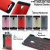 MOTOMO Metal Hard Case Cover Samsung Galaxy A5 - Hybrid Series