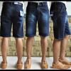 Celana Pendek Jeans - Topman Navy