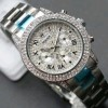 RLX04FS Jam Tangan Wanita Rolex Daytona DIAMOND FULL SILVER RLX04 FS