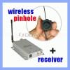 CCTV MINI WIRELLES PINHOLE 1.2GHZ