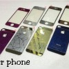 tempered glass i phone 4/4S diamond