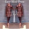 lace mini dress by FLH