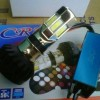 LAMPU UTAMA LED 6 SISI KUNING / warm white