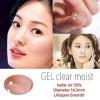 Softlens/ kontak lensa transparan GEL CLEAR MOIST