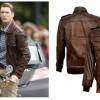 jaket kulit bikers cowo/jaket kulit coklat/jaket kulit motor