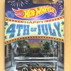 Hotwheels 73 Pontiac Firebird (4th July Card)