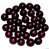 WHOLESALE LOT 5 mm ROUND CABOCHON NATURAL PYROPE GARNET