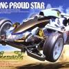 Tamiya #18641 - Shooting Proud Star (MA Chassis) (Mini 4WD)