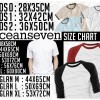 KAOS DISTRO OCEANSEVEN - BE POSITIVE EDITION