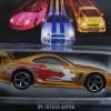 Hotwheels fast & furious Toyota Supra