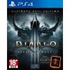 Kaset PS4 BD Game : Diablo III Reaper of Souls Ultimate Evil Edition