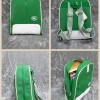 Tas ransel sekolah/ travel waterproof lacoste - Green colour