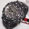 Jam tangan digitec DG 3008 original black