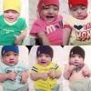 Topi anak bayi Baby Knit Hat