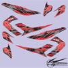 Sticker Satria FU Striping Hayabusa request by Jefri Riyandi