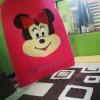 karpet karakter karpet set karpet busa minnie mouse