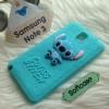 Casing HP Stitch 3D SoftCase Note 3
