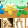 Mimo Portable Mini Electric Massager Life/ Alat pijat mimo
