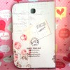 Samsung N8000 Note 10.1 Bookcover Standing Leather Case Paris
