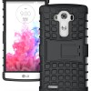 HARDCASE BACK COVER IMPACT ARMOR KICKSTAND LG G4, G 4 CASING RUBBER
